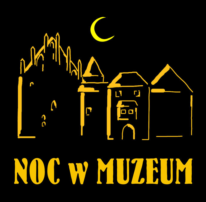 Noc w Muzeum  logo m