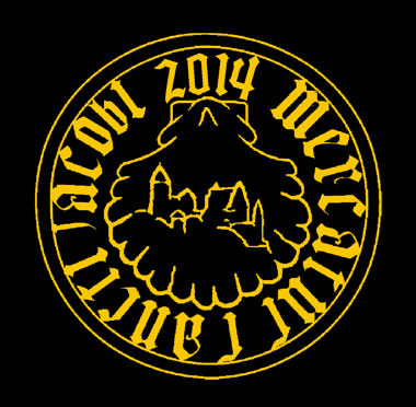logo 2014 black yellow m