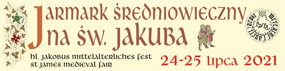 Jarmark Świerniowieczny na Świętego Jakuba - baner